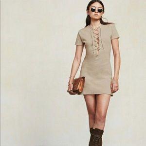 NWOT Reformation Caroline Dress